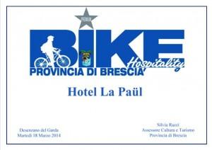 Garda Bike Hotel Hospitality