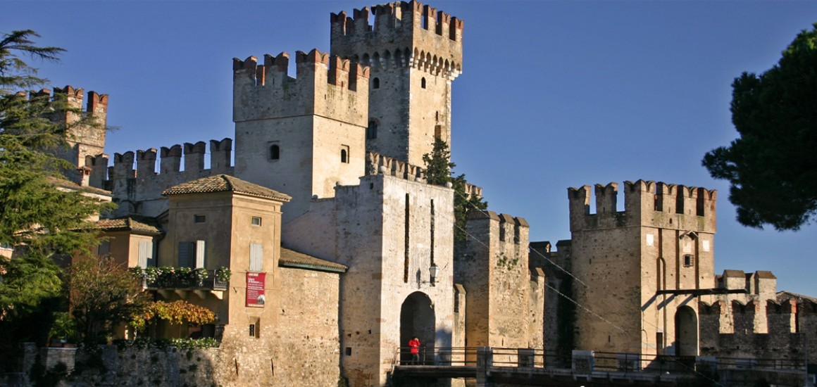 Sirmione Medieval Castle