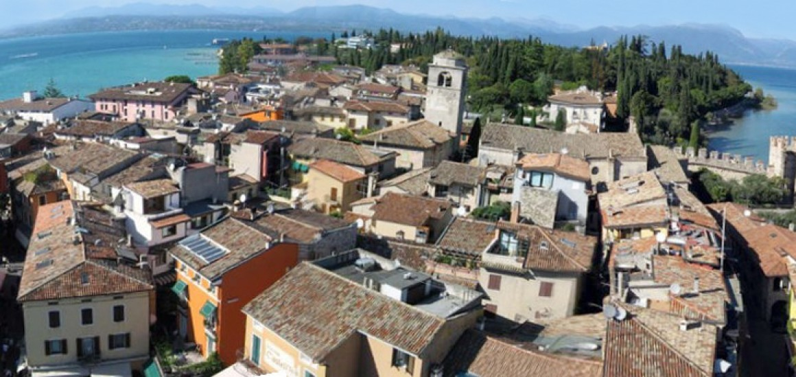 Sirmione …. the medieval village