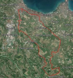 Tour bici - desenzano-madonna-della-scoperta